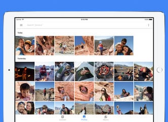 Google Photos for iOS Adds AirPlay Support