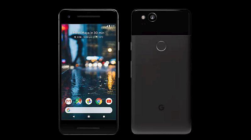 Google Pixel 2 XL Sports Tougher Back Panel Than iPhone 8 Plus, Reveals Drop Test