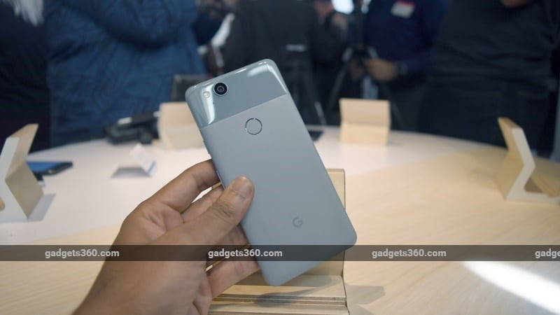 Google Will Focus On Offline Stores for Pixel 2 Sales in India