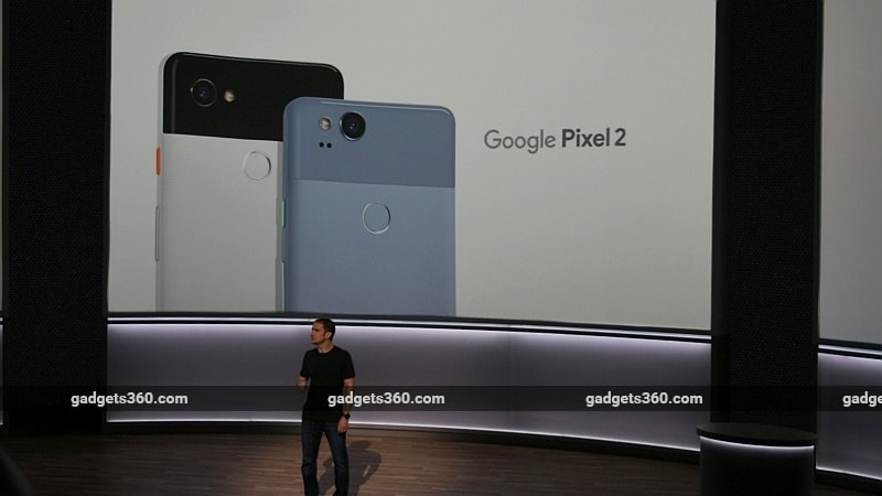 Google Pixel 2, Pixel 2 XL Launched With Snapdragon 835 SoC, Squeezable Frame: Price, Specifications