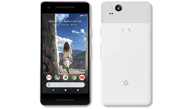 Google Pixel 2, Pixel 2 XL Get Saturated Colour Profile With November Android Security Update