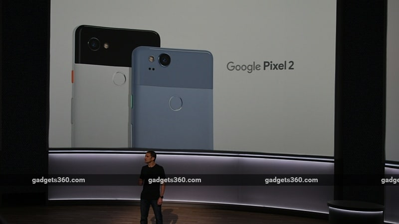 Google Pixel 2, Pixel 2 XL images shown off before official launch