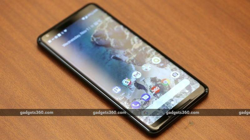 Google Pixel 2 XL Price Cut in India Ahead of Pixel 3 Series Launch