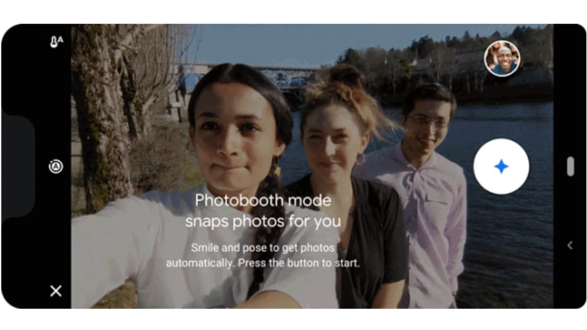 Google Pixel 3 Gets Photobooth Mode to Capture Best Selfies Automatically, Can Detect Kissing, Smiles, and Other Expressions