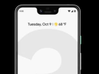 Google Pixel 3, Pixel 3 XL Official-Looking Renders Reveal Black, White Colour Options