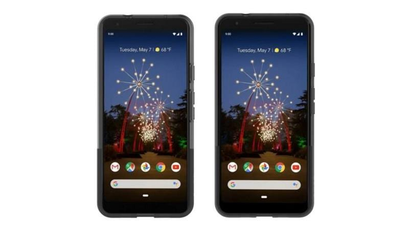 Pixel 3a, Pixel 3a XL Reportedly Pictured in First Official Renders, May 7 Launch Expected