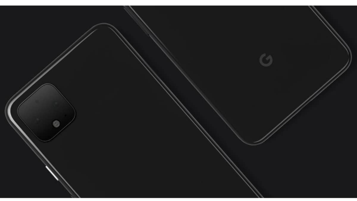 Google Pixel 4 caught on camera for the first time