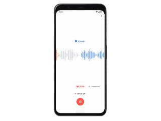 Google Pixel 4 Recorder App Offers Real-Time Transcription Without Requiring Internet Access