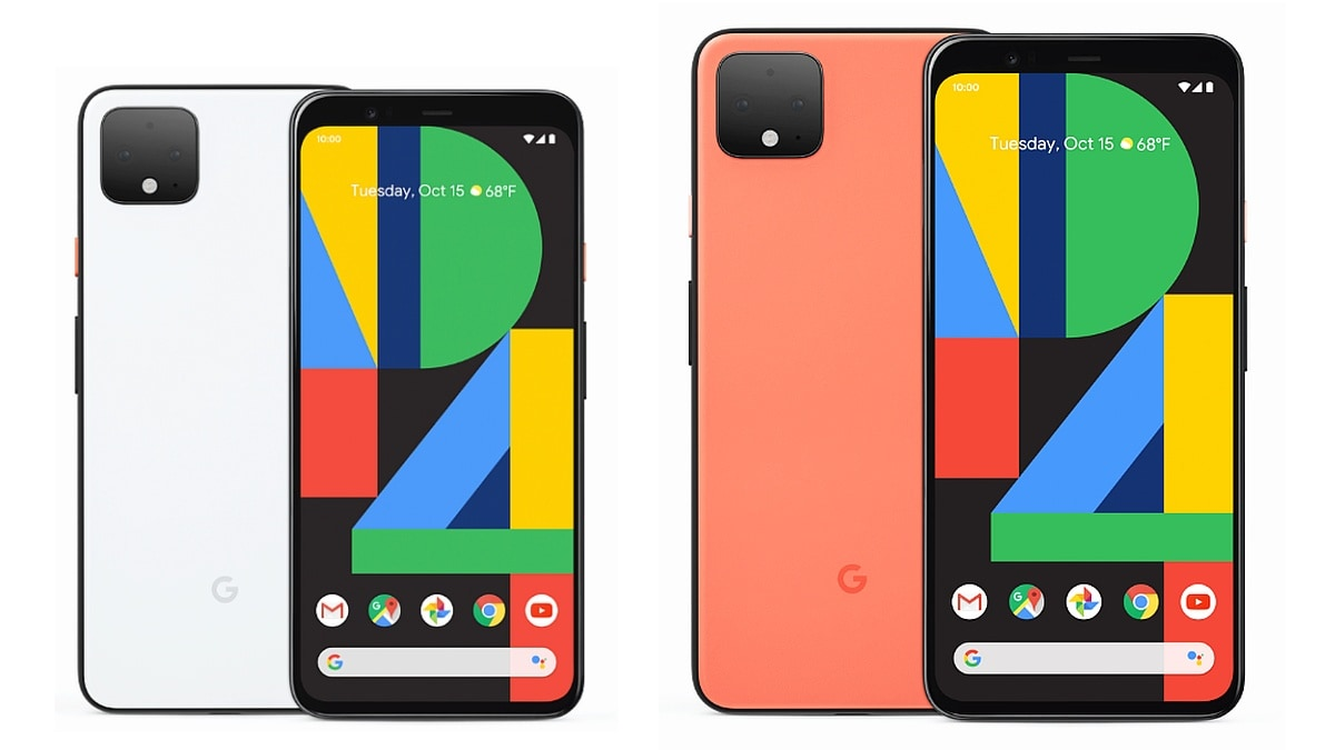 Google Pixel 4, Pixel 4 XL Launched With Dual Rear Cameras, 90Hz ...