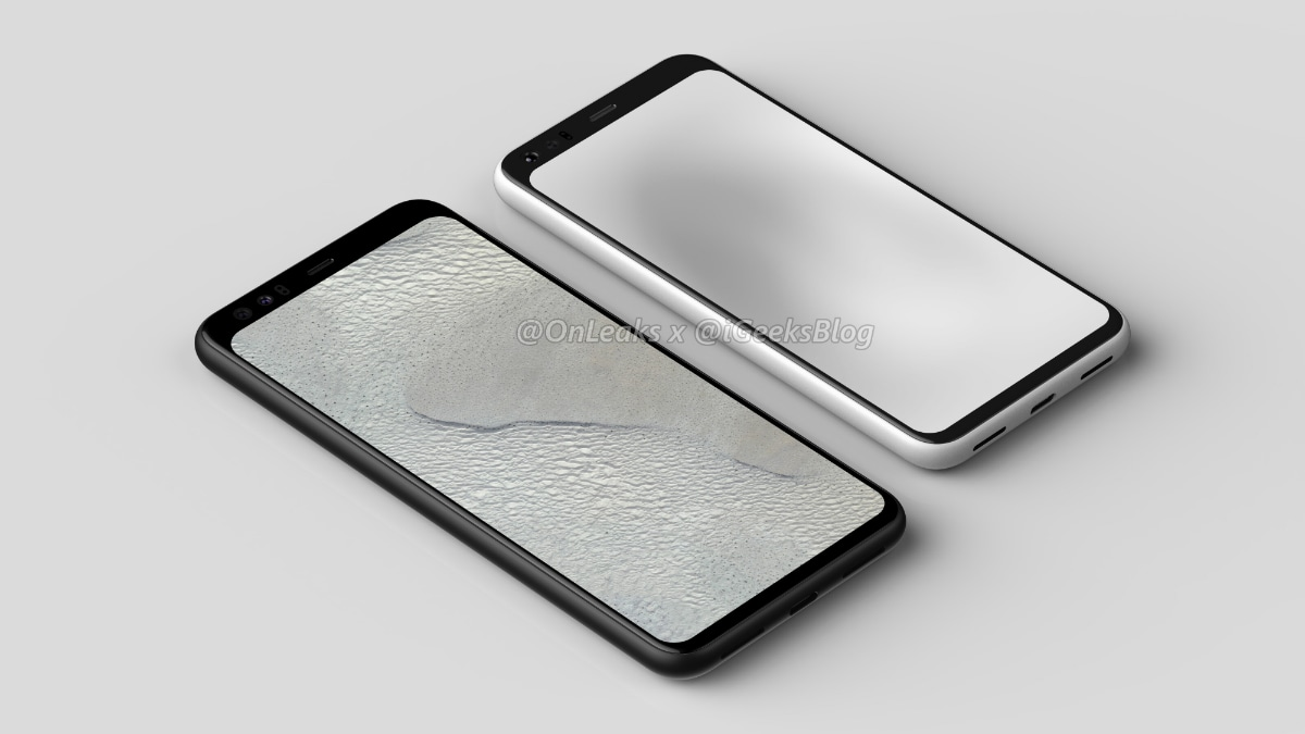 Google Pixel 4, Pixel 4 XL Screen Protectors Leaked; Renders Also Surface Based on Initial Leaks