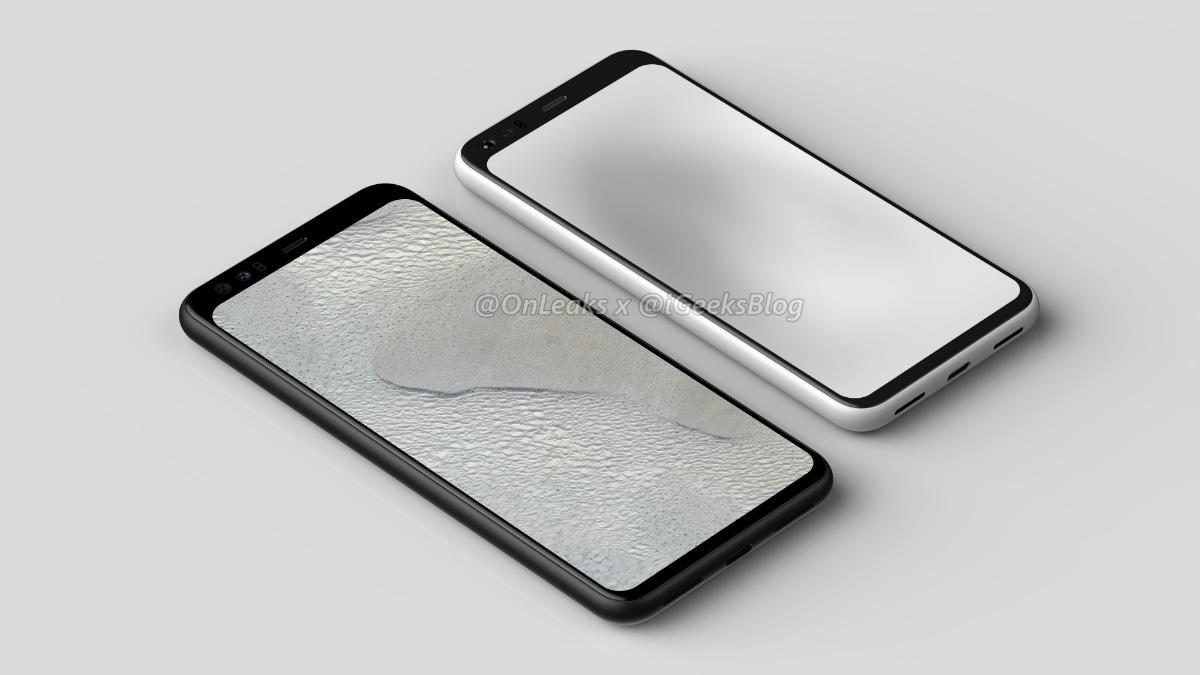 Google Pixel 4, Pixel 4 XL Screen Protectors Leaked; Renders Also Surface Based on Initial Leaks