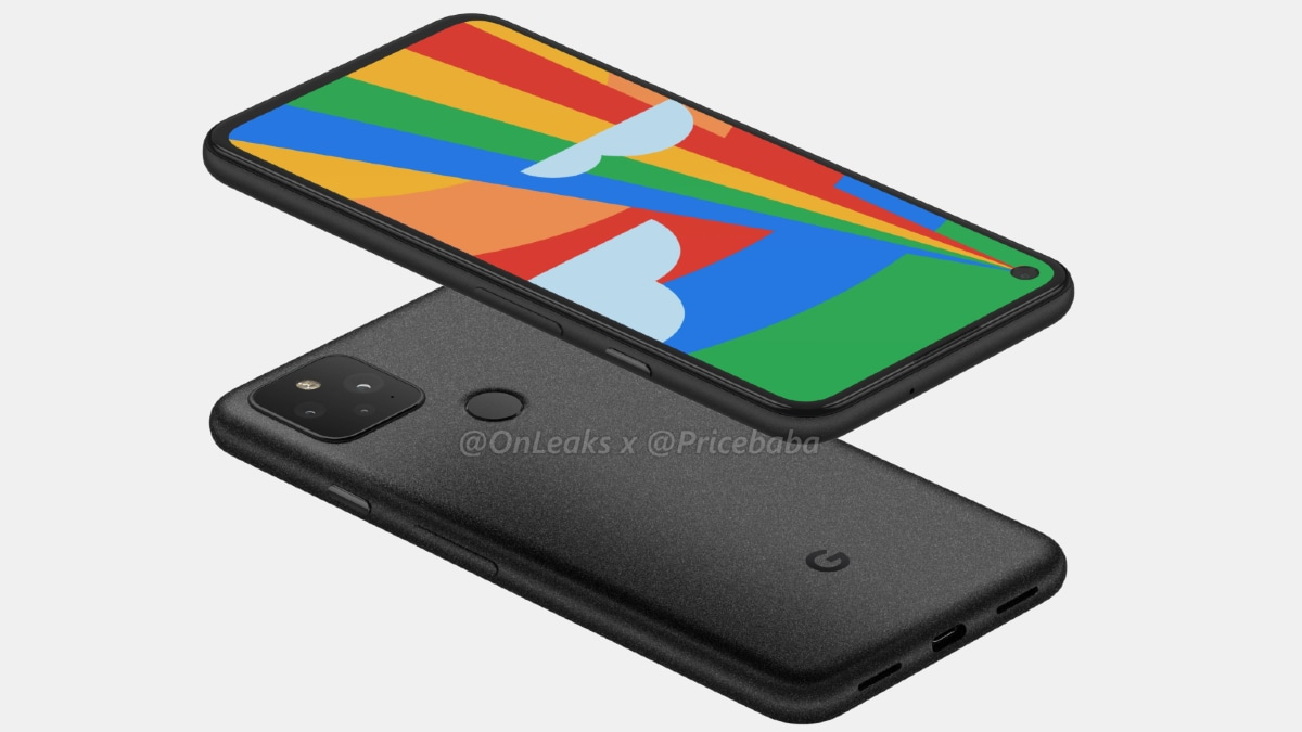 Google Pixel 5 Tipped to Function 90Hz OLED Show, 8GB RAM