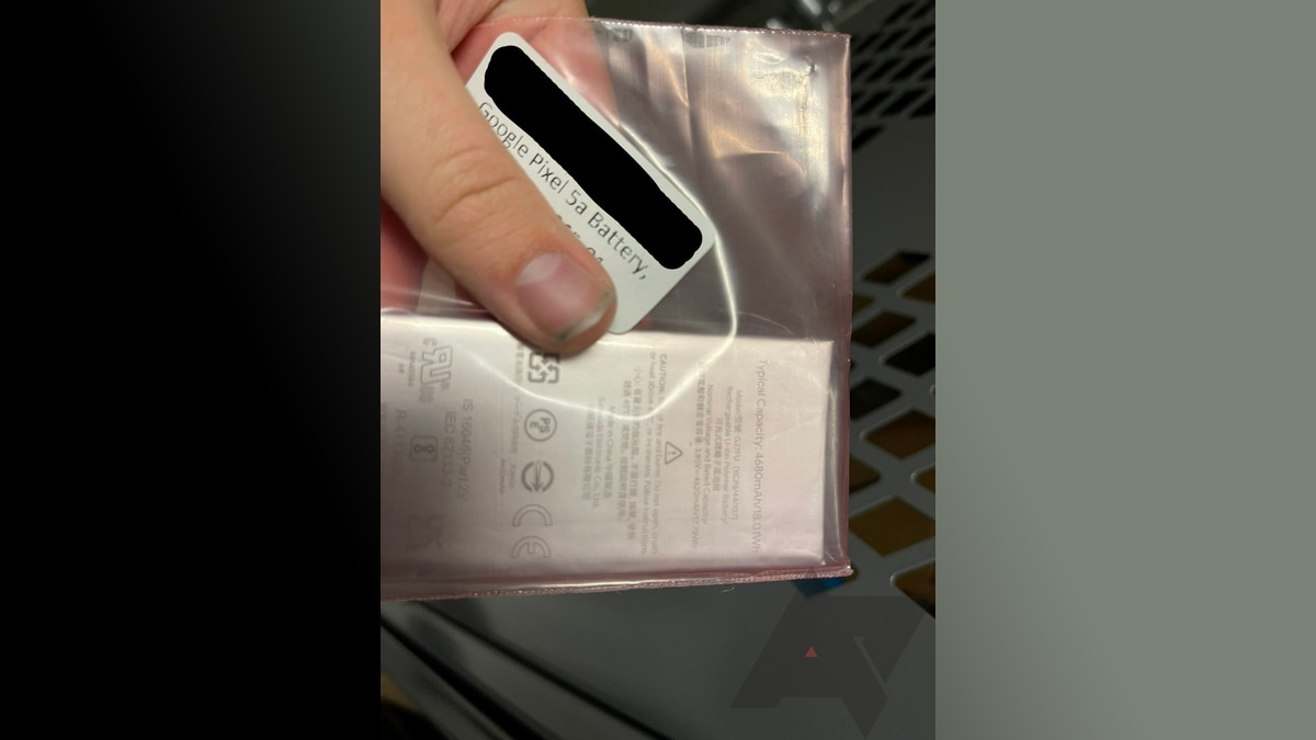 google pixel 5a leaked components battery andoird police google_pixel_5a_leaked_components_battery_andoird_police