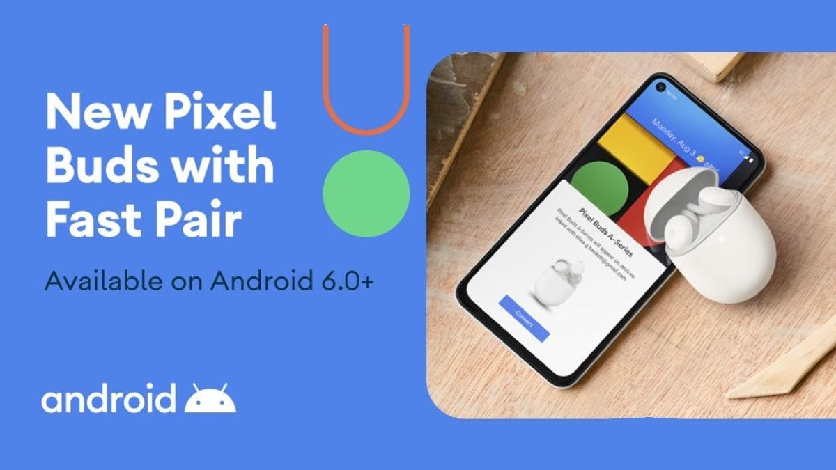 Google Pixel Buds A-Series TWS Earphones Shown Off Briefly in Company Tweet
