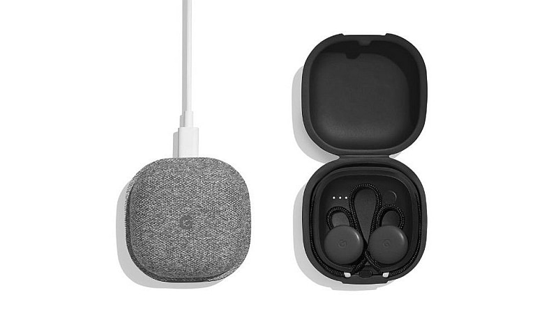 Google Pixel Buds Wireless Earphones Launched, Rivals to
