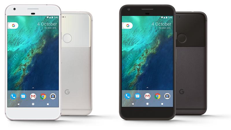 google pixel front facing fulll google pixel