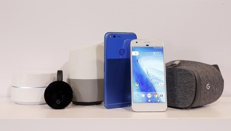 Google Parent Alphabet Posts Strong Revenue Growth, Says Hardware Gained Traction