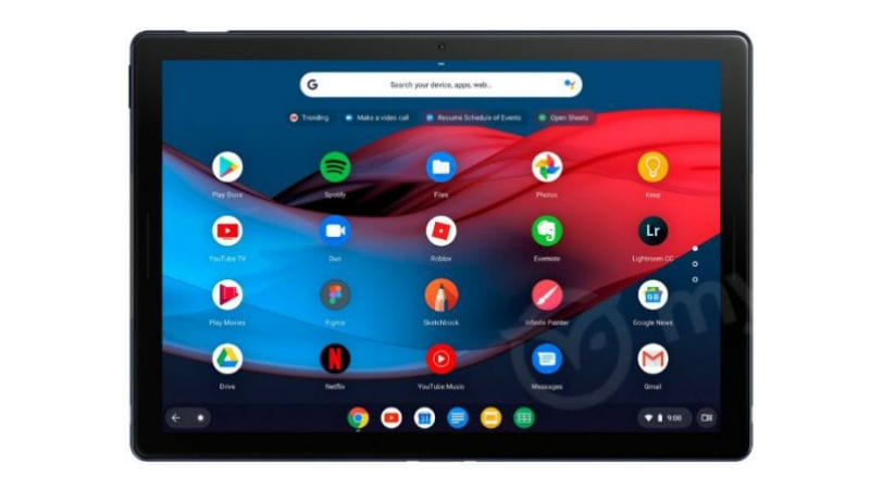 Google Pixel Slate Specifications, Images Spotted in New Leaks