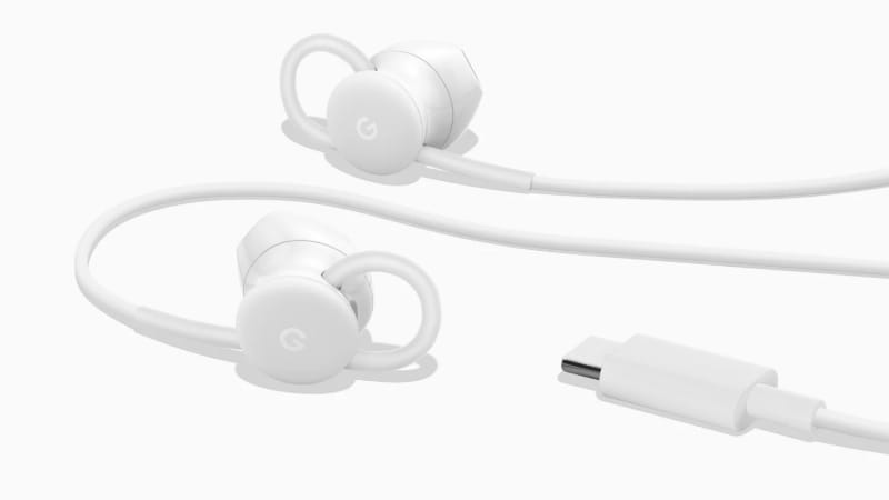 Google Pixel USB-C Earbuds Debut With Adjustable Loops, Dedicated Button to Activate Google Assistant