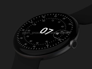 Google Pixel Watch Leaked Renders Suggest Circular Dial, Tipped to Launch in October