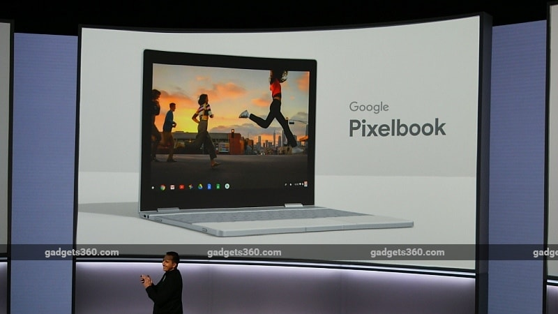 Google Pixelbook With 12.3-Inch QHD Display, Pixelbook Pen Launched: Price, Specifications