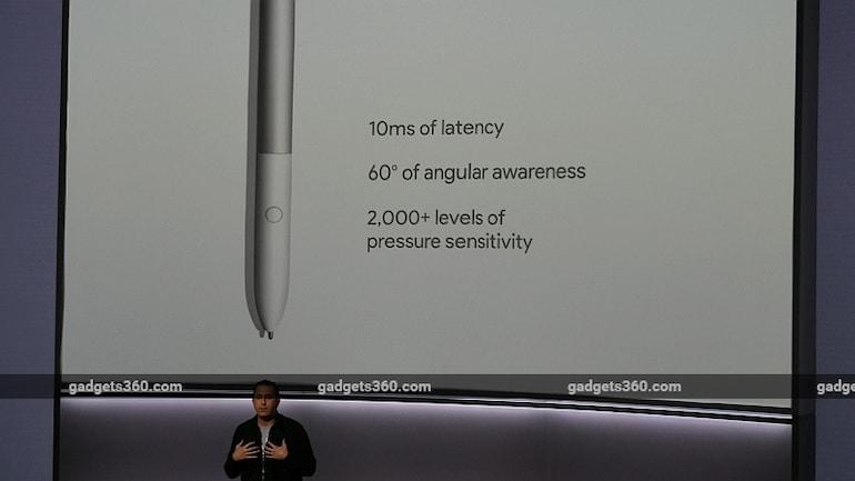 Google Pixelbook और Pixelbook Pen लॉन्च