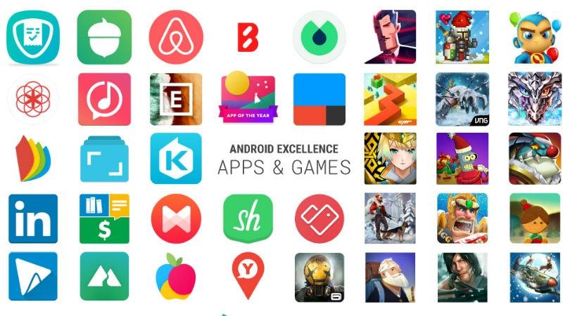 Best apps 2018