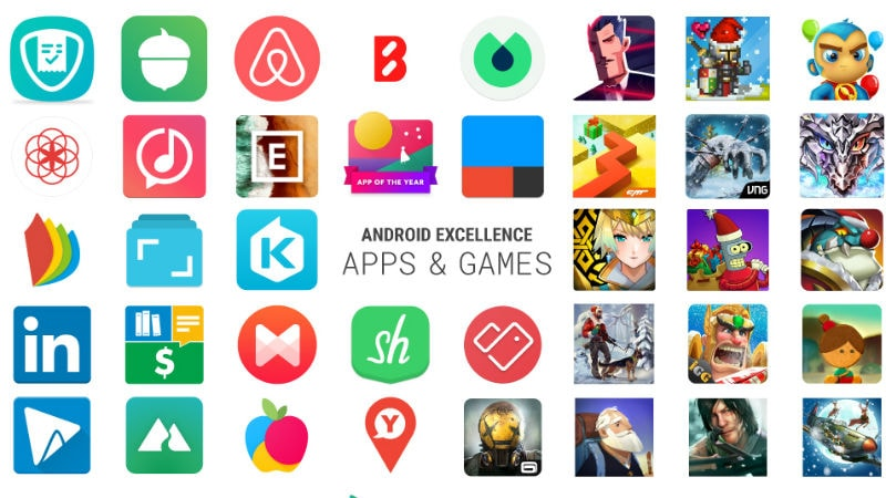 The Best Google Play Apps