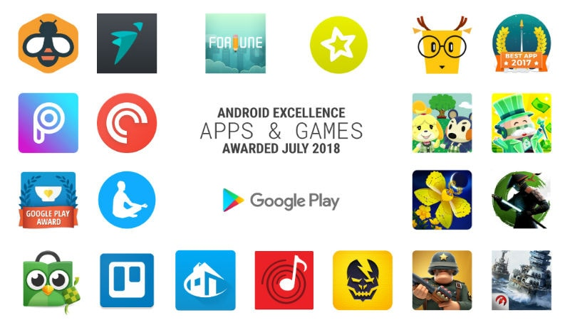 Good App Games Android