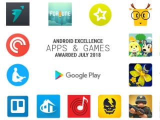 Google Names the Apps, Games It Has Awarded 'Android Excellence' in Q3 2018