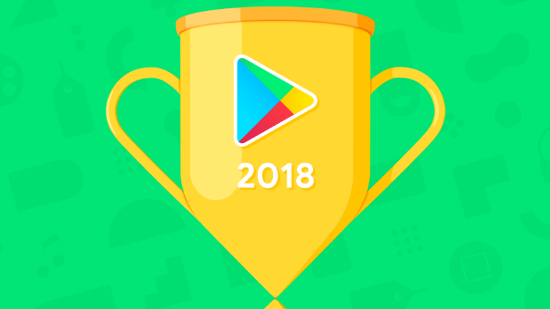 Google Play Releases 'Best of 2018' Apps, Books, Games, Music