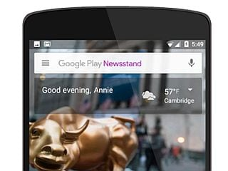 Google Play Newsstand Gets Makeover; Launches on Web