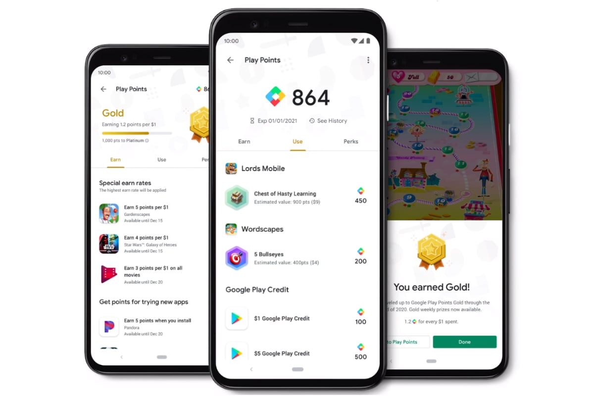 Google Play Points Programme Launched in the US to Reward Downloads, Subscriptions