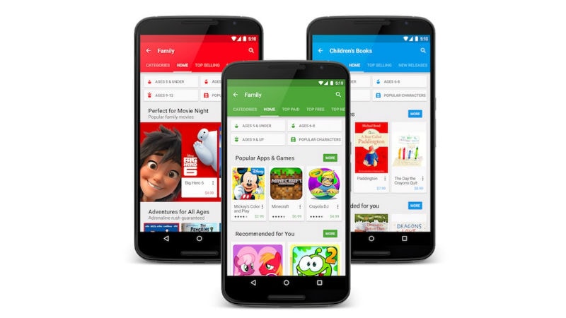 Google cracked down on Play Store app malware in 2017