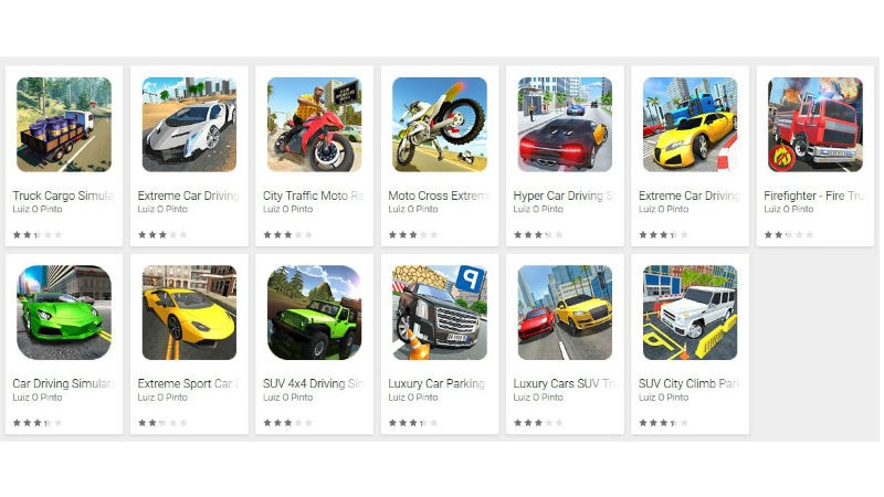 Google Pulls 13 Android Apps Installed Over 500 000 Times Containing
