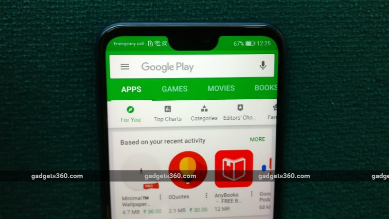 Google to Let Preloaded Android Apps Update via Play Store Without Signing In