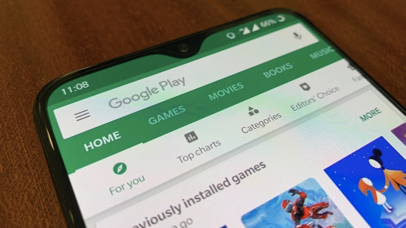 Google Play Store Testing Simultaneous App Downloads, Updates: Report