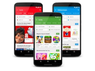 Google Play Downloads Hit Record High in Q4, Leads App Store by 145 Percent: App Annie