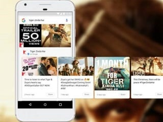 Google India's New 'Posts' Feature Lets Verified Users Reach Out to Their Fans