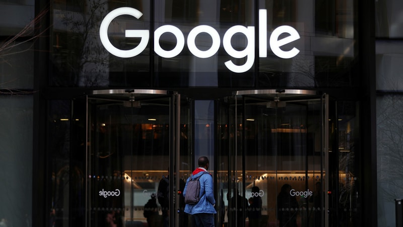 Google Sharing Data With US Forces Raises Concerns: Report