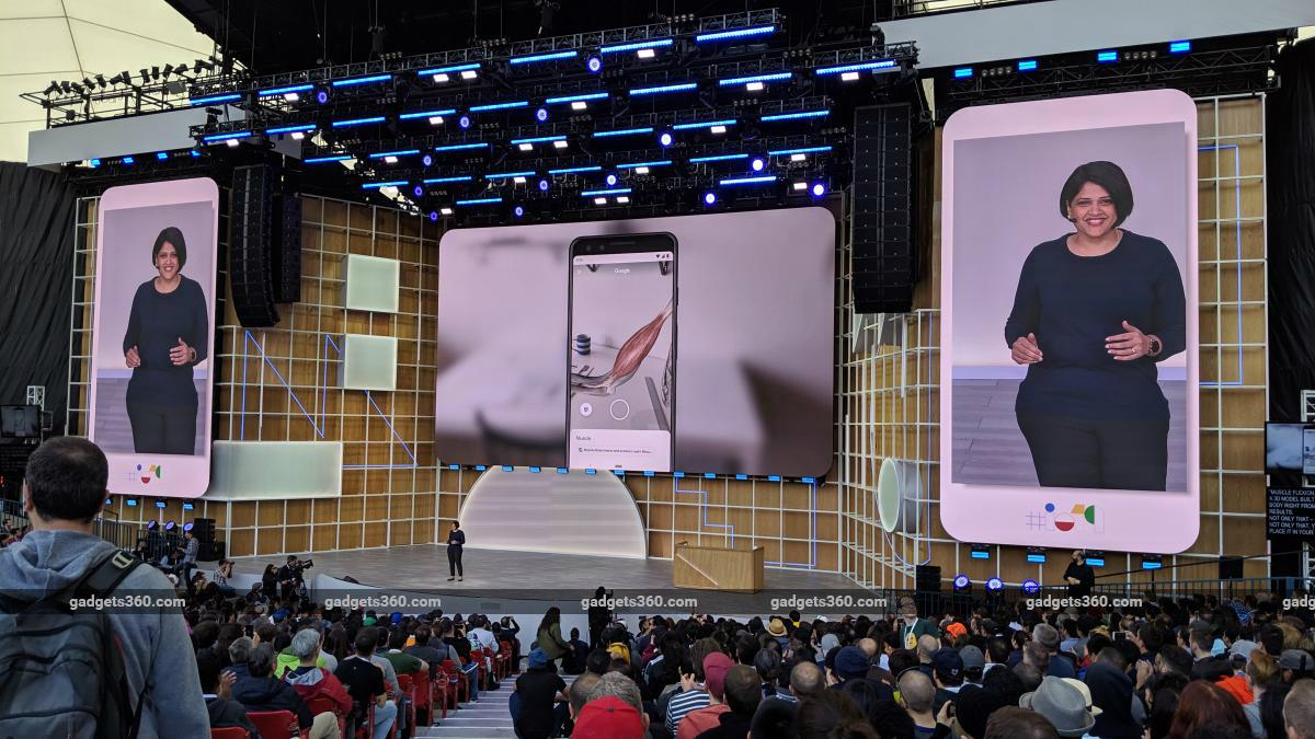 Google I/O 2019: Search to Get AR Results, Lens Coming to Google Go, and More
