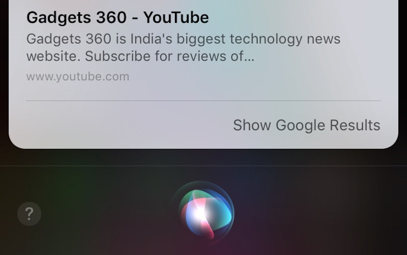 Apple Chooses Google Over Bing for Siri Web Searches on iOS and Spotlight for Mac