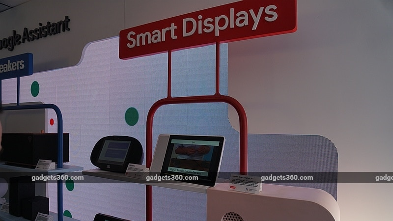 Google's Smart Displays Take on Amazon's Echo Show, Speakers With Tablet-Like Screens