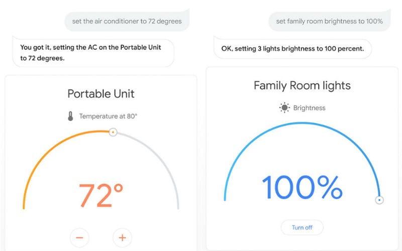 google smart home controls droidlife Google Assistant  Google News  Smart Display  Google Home  Smart Home Controls