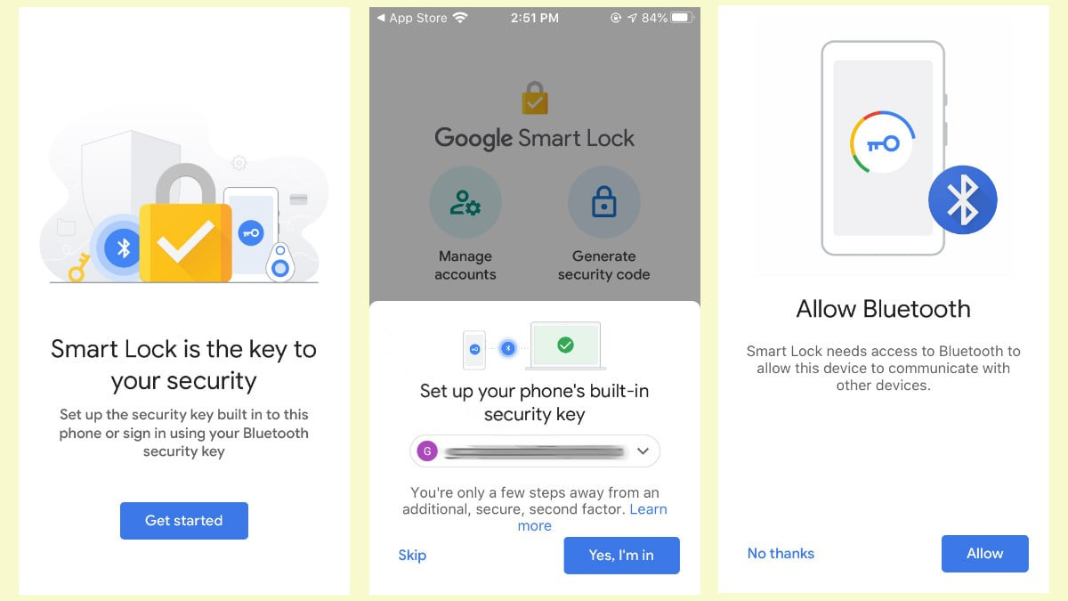 iPhones Can Now Service as Physical Google Security Keys for 2FA