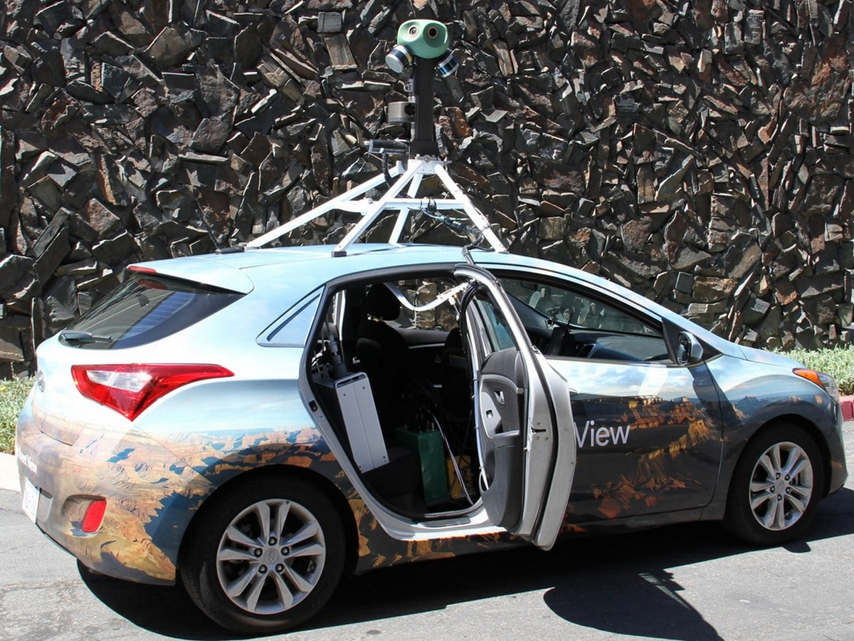 Google to Share Street View's Air Quality Data With Scientists