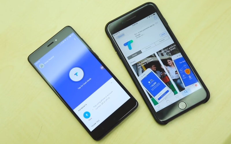 Google Tez UPI-Based Payments App Reaches 50-Million Downloads Milestone