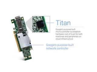 Google Touts Titan Security Chip to Market Cloud Services