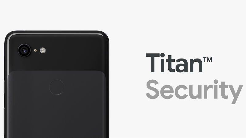 Google Pixel 3's Titan M Chip Security Features Detailed