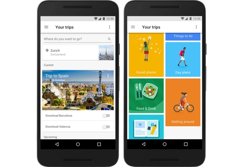Google's New Travel App Is Slick, Useful, and Kind of Creepy